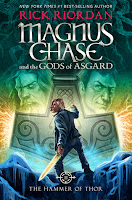 The Hammer of Thor, Magnus Chase #2 de Rick Riordan