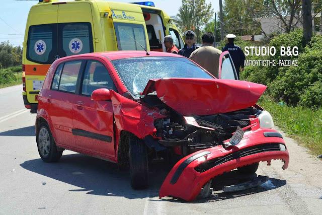 Σταθερά τα τροχαία ατυχήματα στην Πελοπόννησο τον Οκτώβριο