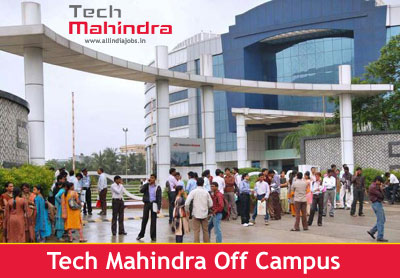 Tech Mahindra Off Campus 2018 Drive For Freshers | Online