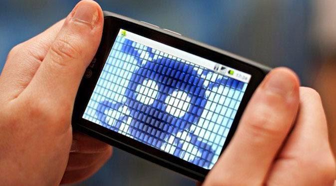 Tips Menghindarkan Ponsel dari Serangan Virus