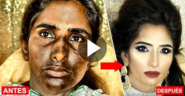 Checkout The Powerful Makeup Tutorial That Change Women's Entire Face!