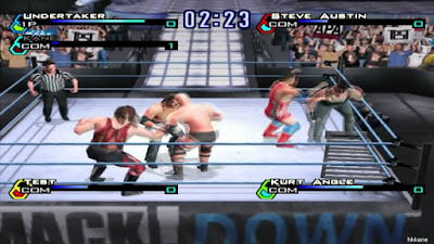 Download WWF Smack Down Just Bring it Game