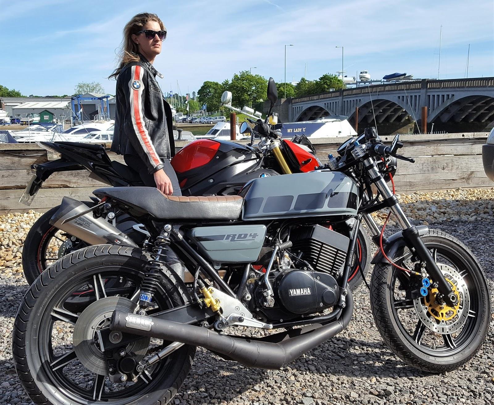 European Motorcycle Diaries: Yamaha RD400 Engine re-build II