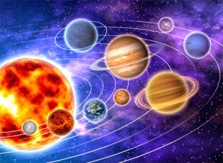 звезда и планеты