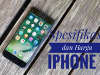 Harga iPhone 7 terbaru April 2017