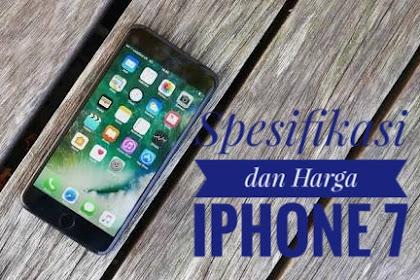 Harga iPhone 7 terbaru April 2017