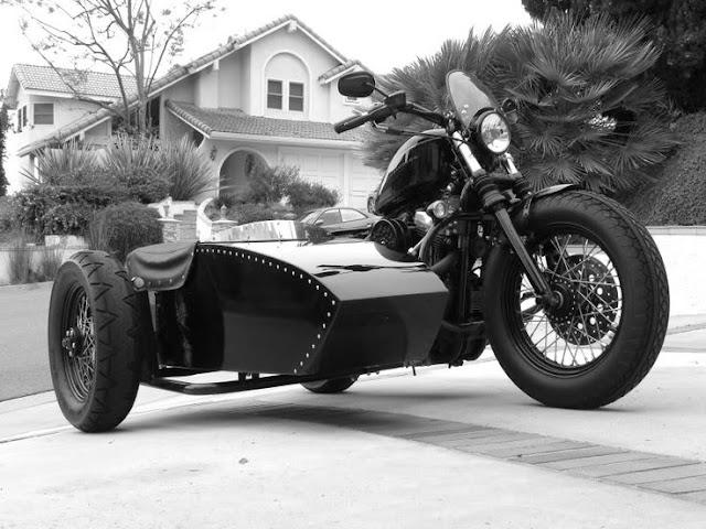 Sporty Sidecar