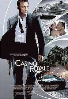 James Bond 007 Casino Royale 007 (2006) พยัคฆ์ร้ายเดิมพันระห่ำโลก