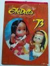 Kalender kuno 1973 motif boneka jepang.minat hub 085866230123.