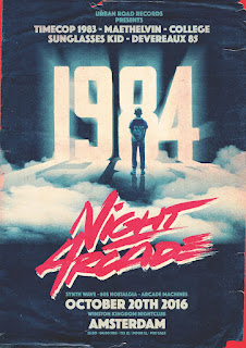 1984 Night at the Arcade - October 20th 2016