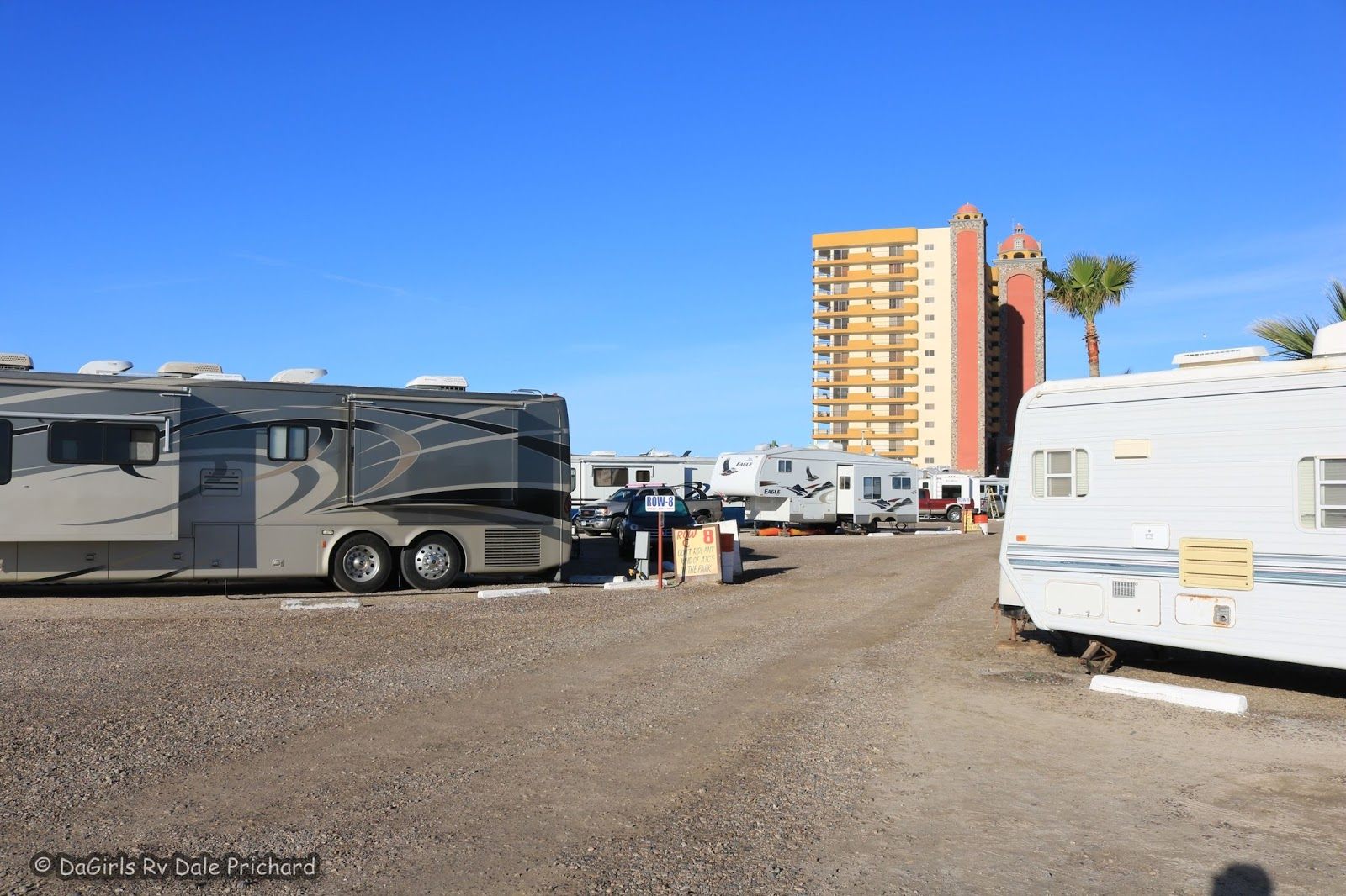 Dagirls Rv Travels My Turn Puerto Penasco Sonora Mexico