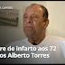 ► Aos 72, morre Carlos Alberto Torres, o maior dos capitães do futebol brasileiro