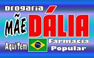 DROGARIA MÃE DÁLIA