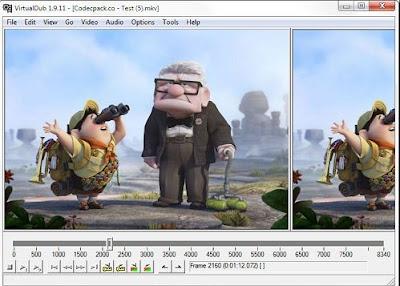 VirtualDub Aplikasi Edit Video Untuk Membuat Video Mu Lebih Menarik