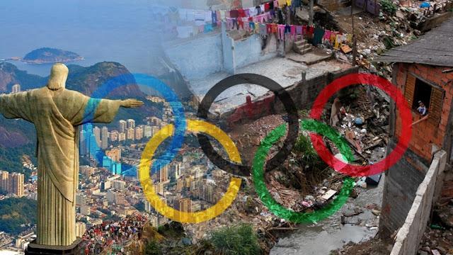 Αυτοί και αν είναι τέρμα μακάκες : Έκλεισαν σχολεία, νοσοκομεία και δεν πλήρωσαν μισθούς και συντάξεις για να κάνουν... Ολυμπιακούς...
