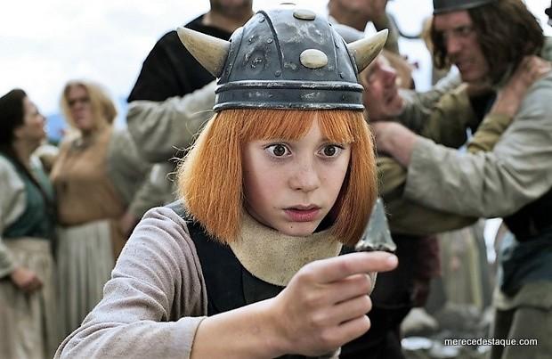 """Filme alemão """"Wickie e o Tesouro dos Deuses"""" é atração do CineSesc em Garanhuns"""