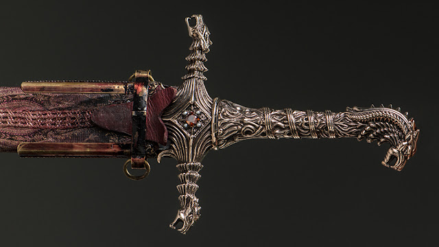 Oath keeper valyrian sword
