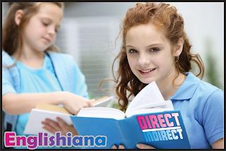 Membuat Kalimat Langsung dan Tidak Langsung dalam Bahasa Inggris