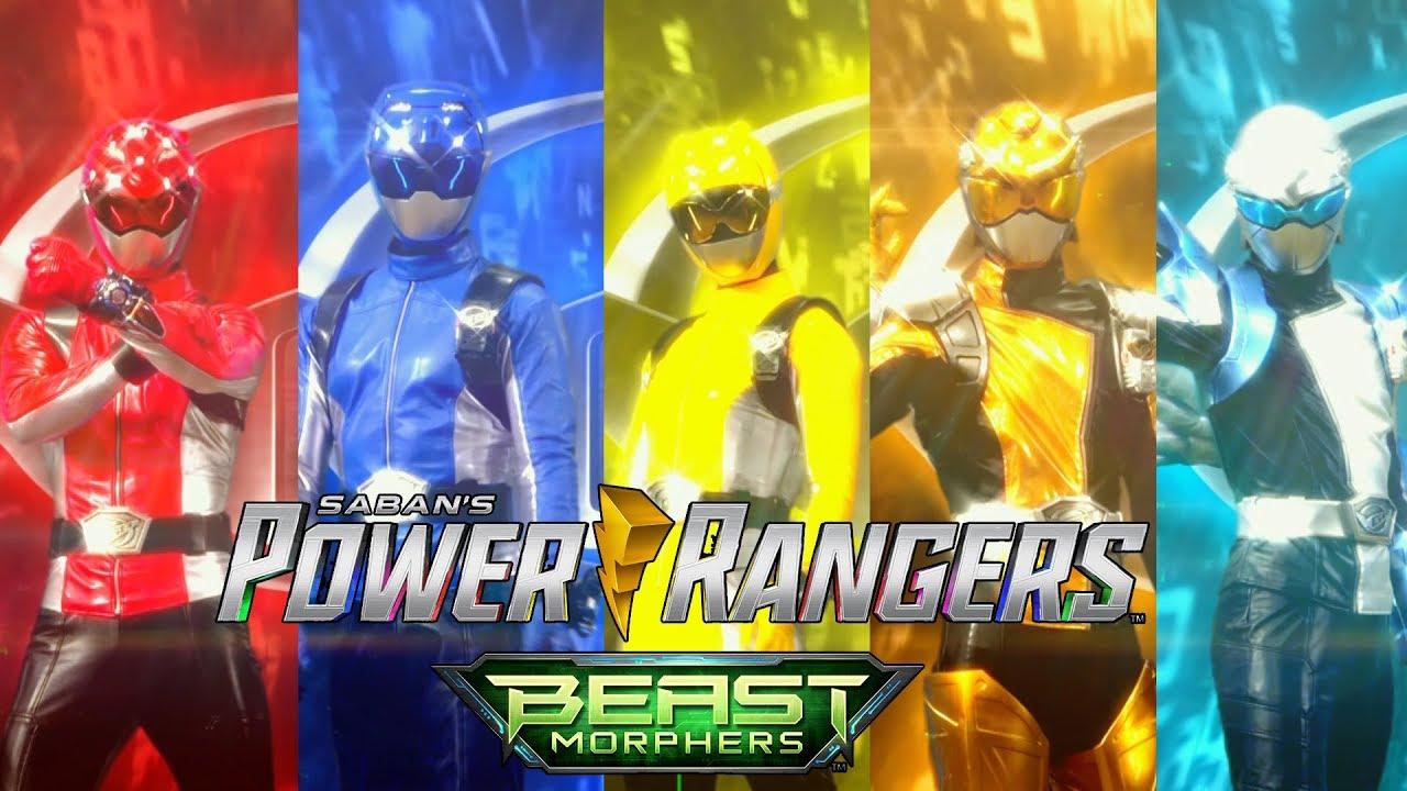 Resultado de imagen para Power Rangers Beast Morphers