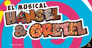 MUSICAL HANSEL Y GRETEL
