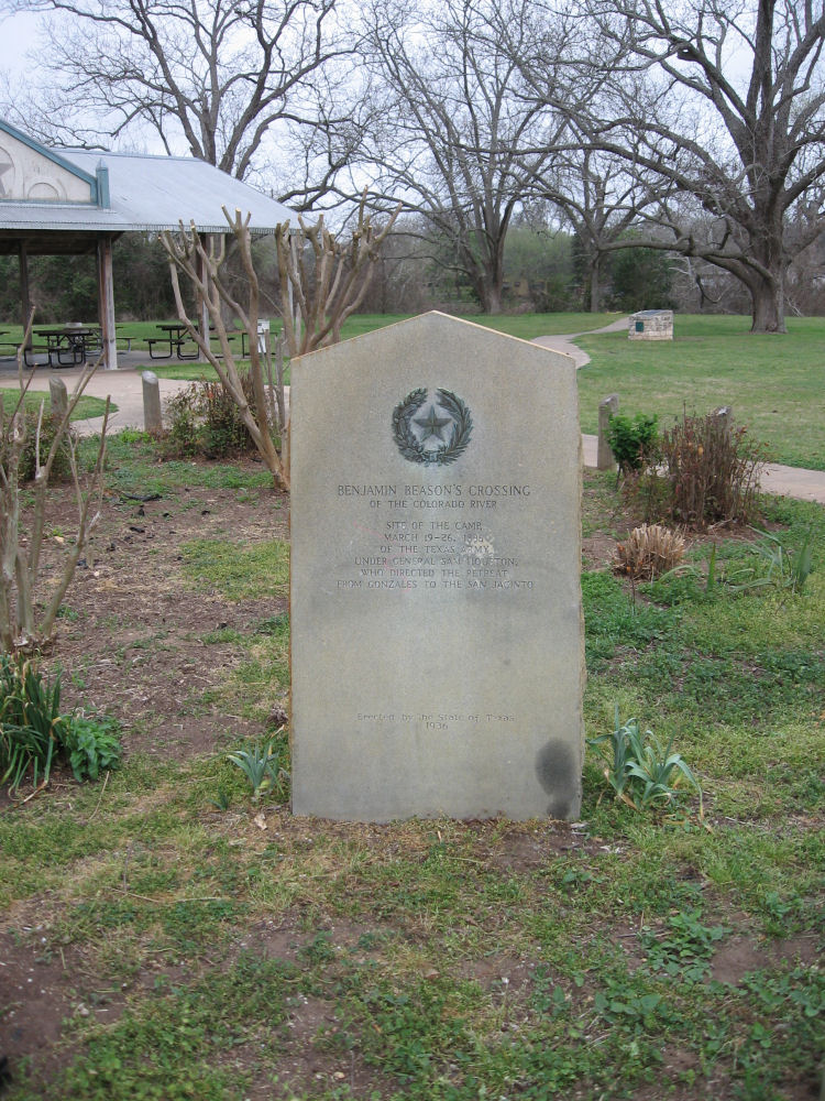 Meander and Gander: Texas Army's Route from Gonzales to San