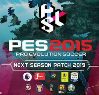 PES 2015 Next Season Patch 2019 AIO Season 2018/2019