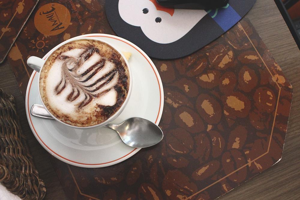 cappuccino anauê