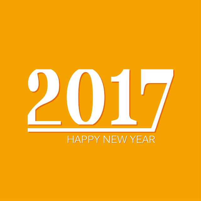 Happy New Year 2017 Hd Wallpaper And Greeting card