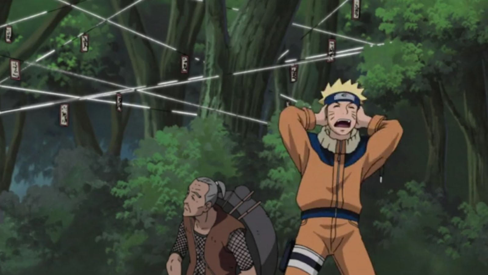 Naruto Shippuden: Episódio 190 – (Filler) Naruto e o Velho Soldado