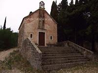 Crkva sv. Rok, Supetar, otok Brač slike