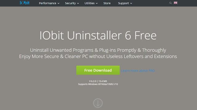 لحذف و إزالة البرامج من جذورهـآ .. IObit Uninstaller Pro v 6.0.2.147