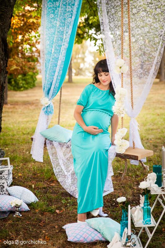 Аня. Фотосессия беременности в Гродно. Фотограф Ольга Горчичко