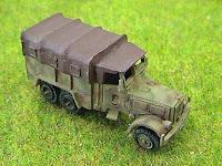 Einheits Diesel Truck