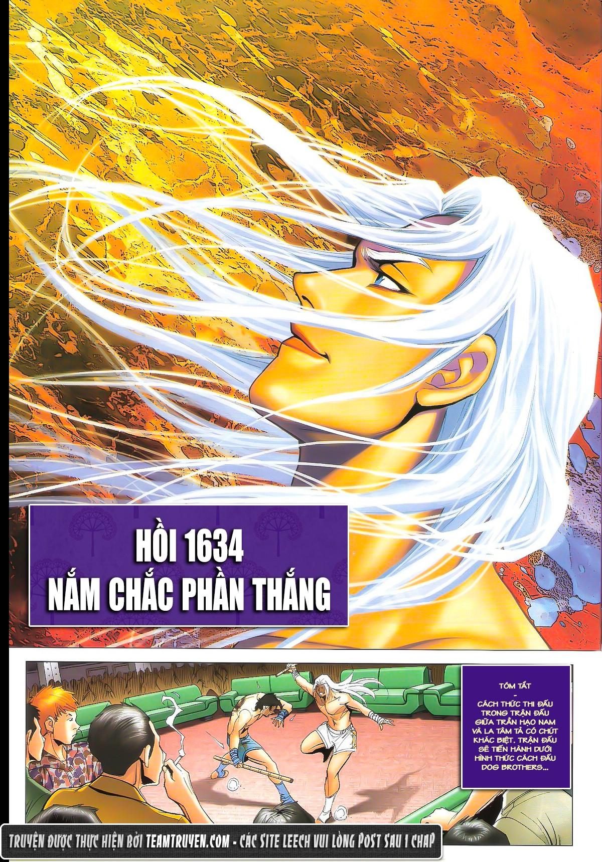 Người Trong Giang Hồ chapter 1634: nắm chắc phần thắng trang 2