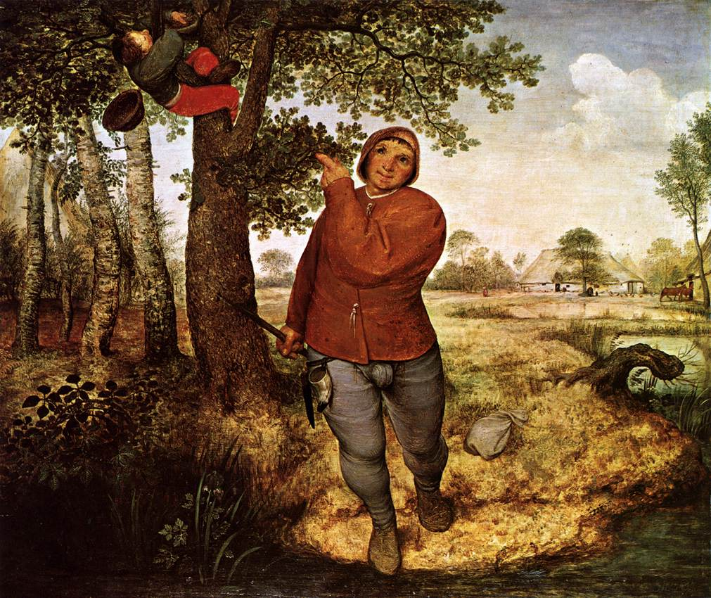 Daily Artist Pieter Bruegel The Elder C 1525