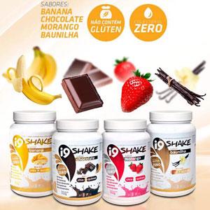 Resultado de imagem para i9 shake chocolate