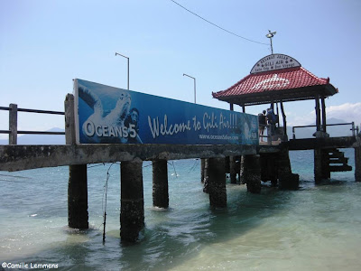 Welcome to Gili Air in Indonesia