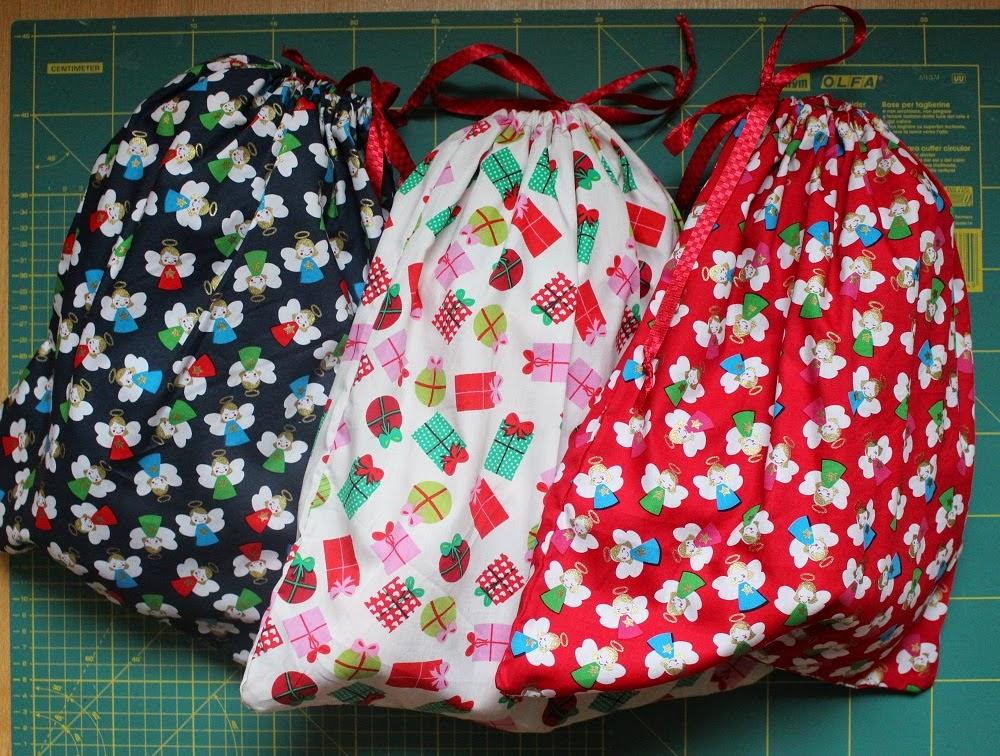 Risultati immagini per sacchetti portapane tessuto fai da te