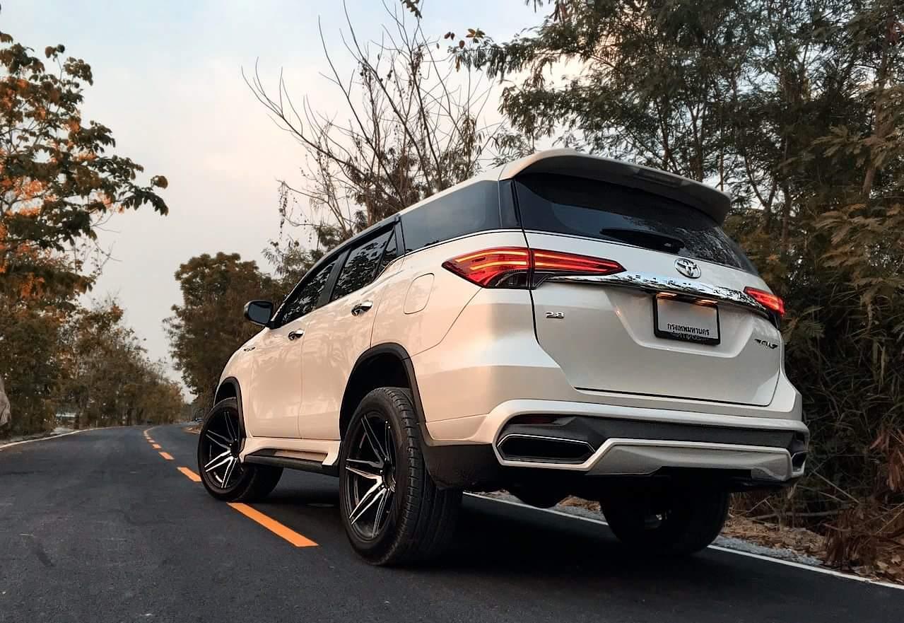 Kumpulan Modifikasi Mobil Fortuner 2015 2018