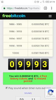 شرح اكثر من 15 موقع لجمع الساتوشي Satoshi bitcoin