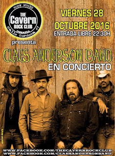 The  Claes Anderson Band