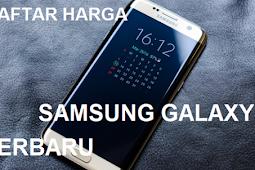 Harga HP Samsung Galaxy Android Terbaru Maret 2018