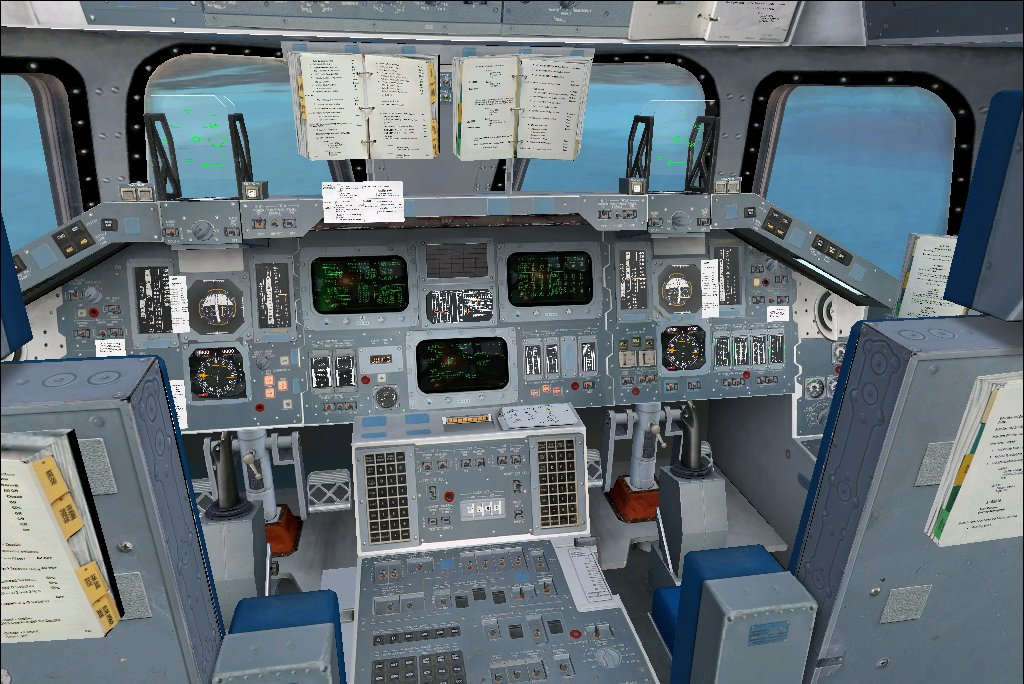space shuttle mission simulator - photo #23