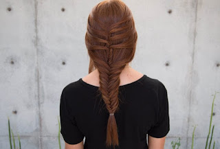 10 Easy Ways To Wear Incredible Braid With long hair