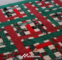 Simply Woven Version quilt
