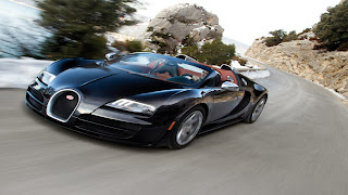 Dream Fantasy Cars-Bugatti Veyron Grand Sport Vitesse