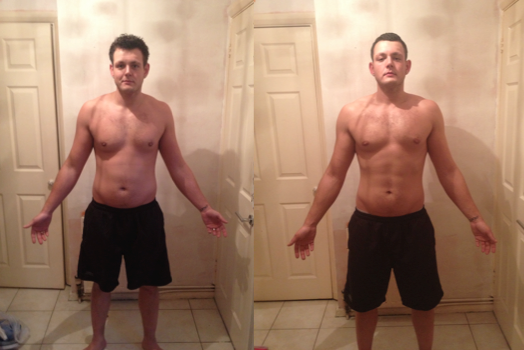cabbage soup diet before after