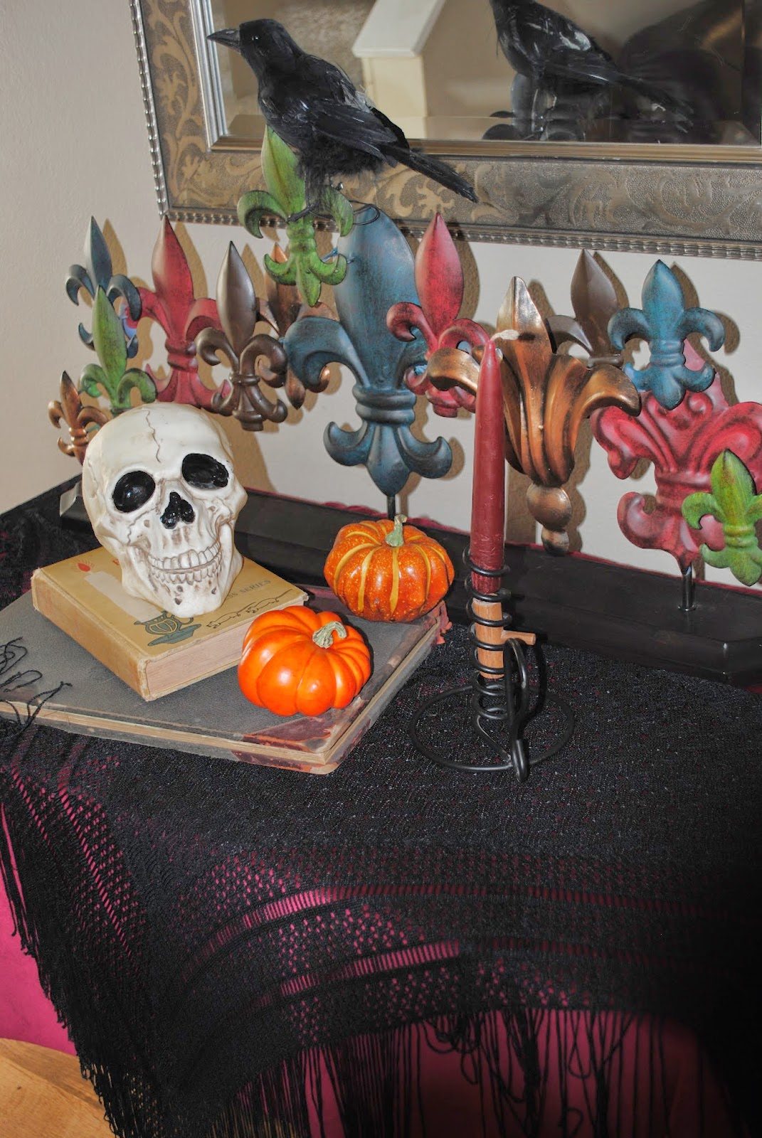 Good Golly, Ms. Molly!: Halloween Decorations and Felt ...