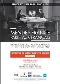 juin l'Assemblée nationale Pierre Mendès France parle Français