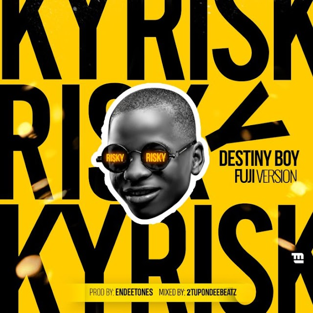 [Music] Destiny Boy – Risky Cover (Fuji Version)